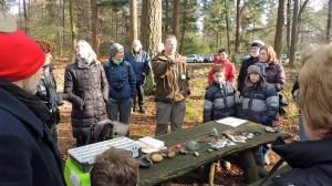 maas excursie Herman Heskamp, geologie Friesland
