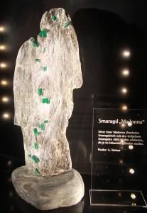 smaragd madonna Habachtal Gea kring Friesland