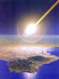 meteoor inslag