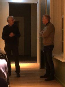 Hendrik Zijlstra in gesprek met Klaas Post