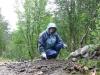 rain on Krystallhaugen