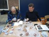 werkgroep leden Wouter Schothorst en Gerrit van Dijk