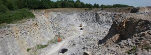 groeve Lompret in Belgie