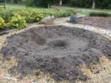 inslagkrater meteoriet te Burgum
