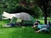 de tent van Henk Nieuwenhuis
