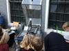 steen zaagmachine van Klaas Drint