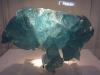 aquamarine cristal, swimmer, collectie Mario Pauwels