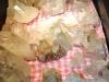 Kist met kristal